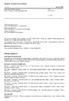ČSN EN 12390-3 Zkoušení ztvrdlého betonu - Část 3: Pevnost v tlaku zkušebních těles