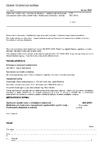 ČSN ISO 20761 Opětovné využití vody v městských oblastech - Směrnice pro hodnocení bezpečnosti opětovného využití vody - Hodnocené ukazatele a metody