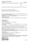 ČSN EN 1130 Dětský nábytek - Koše - Bezpečnostní požadavky a zkušební metody