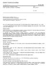ČSN ISO 22762-3 Elastomerní protiseismické izolátory - Část 3: Aplikace pro budovy - Specifikace