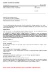 ČSN ISO 22762-2 Elastomerní protiseismické izolátory - Část 2: Aplikace pro mosty - Specifikace