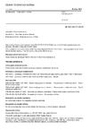 ČSN EN ISO 25177 Kvalita půdy - Popis půdy v terénu