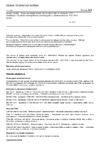 ČSN EN 12916 Ropné výrobky - Stanovení skupin aromatických uhlovodíků ve středních destilátech - Vysokoúčinná kapalinová chromatografie s refraktometrickou detekcí