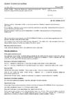 ČSN EN ISO 20884 Ropné výrobky - Stanovení obsahu síry v motorových palivech - Vlnově-disperzní rentgenová fluorescenční spektrometrie