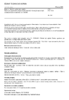 ČSN EN 17256 Krmiva: Metody vzorkování a analýz - Stanovení ergotových a tropanových alkaloidů v krmných surovinách a krmných směsích metodou LC-MS/MS