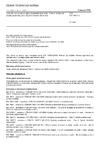 ČSN EN 10025-2 Výrobky válcované za tepla z konstrukčních ocelí - Část 2: Technické dodací podmínky pro nelegované konstrukční oceli