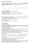 ČSN EN 1176-5 Zařízení a povrch dětského hřiště - Část 5: Další specifické bezpečnostní požadavky a zkušební metody pro kolotoče