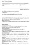 ČSN EN ISO/IEC 80079-34 ed. 2 Výbušné atmosféry - Část 34: Aplikace systémů managementu kvality pro výrobu Ex produktů