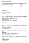 ČSN EN 12390-7 Zkoušení ztvrdlého betonu - Část 7: Objemová hmotnost ztvrdlého betonu