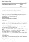 ČSN EN 16899 Vybavení pro sport a rekreaci - Vybavení pro parkour - Bezpečnostní požadavky a zkušební metody