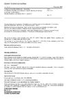 ČSN EN 17111 Chemické dezinfekční přípravky a antiseptika - Kvantitativní zkouška pro hodnocení virucidní aktivity pro nástroje používané ve zdravotnictví - Metoda zkoušení a požadavky (fáze 2 / stupeň 2)