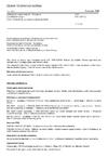 ČSN EN 15597-2 Zařízení pro zimní údržbu - Posypové a postřikové stroje - Část 2: Požadavky na rozhoz a jejich zkoušení