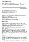 ČSN EN ISO 11393-2 Ochranné oděvy pro uživatele ručních řetězových pil - Část 2: Požadavky na provedení a zkušební metody pro ochranu nohou