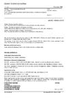 ČSN EN ISO 13938-2 Textilie - Vlastnosti plošných textilií při protlačení - Část 2: Pneumatická metoda pro zjišťování pevnosti v protržení a roztažení při protržení