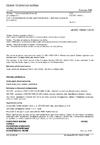 ČSN EN ISO 13938-1 Textilie - Vlastnosti plošných textilií při protlačení - Část 1: Hydraulická metoda pro zjišťování pevnosti v protržení a roztažení při protržení