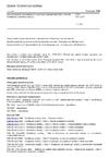 ČSN EN 12767 Pasivní bezpečnost podpěrných konstrukcí zařízení silničního vybavení - Požadavky a zkušební metody