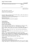 ČSN EN ISO 180 Plasty - Stanovení rázové houževnatosti metodou lzod