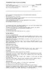 ČSN P CEN/TS 1451-2 Plastové potrubní odpadní systémy (pro nízkou a vysokou teplotu) uvnitř budov - Polypropylen (PP) - Část 2: Návod pro posuzování shody