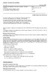 ČSN EN IEC 60512-28-100 ed. 2 Konektory pro elektrická a elektronická zařízení - Zkoušky a měření - Část 28-100: Zkoušky integrity signálu do 2 000 MHz - Zkoušky 28a až 28g