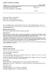ČSN ISO 22241-5 Vznětové motory - Činidlo pro snížení NOx, vodný roztok močoviny (AUS 32) - Část 5: Plnicí rozhraní pro osobní automobily