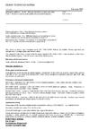 ČSN EN 13146-1 Železniční aplikace - Kolej - Metody zkoušení systémů upevnění - Část 1: Stanovení odporu proti podélnému posunutí kolejnice