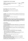 ČSN P CEN/TS 16702-1 Elektronický výběr poplatků (EFC) - Bezpečné monitorování pro autonomní systémy výběru mýtného - Část 1: Kontrola shody