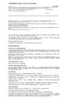 ČSN P CEN/TS 1401-2 Plastové potrubní systémy pro beztlakové kanalizační přípojky a stokové sítě uložené v zemi - Neměkčený polyvinylchlorid (PVC-U) - Část 2: Návod pro posuzování shody