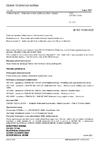 ČSN EN ISO 15184 Nátěrové hmoty - Stanovení tvrdosti nátěru zkouškou tužkami