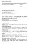 ČSN EN 1011-3 Svařování - Doporučení pro svařování kovových materiálů - Část 3: Obloukové svařování korozivzdorných ocelí