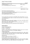 ČSN EN IEC 62932-2-1 Průtokové bateriové energetické systémy pro stacionární aplikace - Část 2-1: Obecné funkční požadavky a metody zkoušek