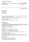 ČSN EN ISO 80000-5 Veličiny a jednotky - Část 5: Termodynamika