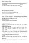 ČSN EN 14535-2 Železniční aplikace - Brzdové kotouče pro kolejová vozidla - Část 2: Brzdové kotouče montované do kol, rozměry a požadavky na kvalitu