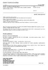 ČSN EN ISO 1833-28 Textilie - Kvantitativní chemická analýza - Část 28: Směsi chitosanu s určitými jinými vlákny (metoda s použitím zředěné kyseliny octové)