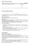 ČSN ISO 11036 Senzorická analýza - Metodologie - Profil textury