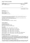 ČSN EN ISO 80000-11 Veličiny a jednotky - Část 11: Charakteristická čísla