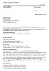 ČSN EN ISO 80000-3 Veličiny a jednotky - Část 3: Prostor a čas
