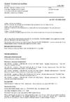 ČSN EN ISO 105-B06 Textilie - Zkoušky stálobarevnosti - Část B06: Stálobarevnost a stárnutí na umělém světle při vysokých teplotách: Zkouška s xenonovou výbojkou