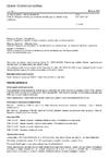 ČSN EN 12697-28 Asfaltové směsi - Zkušební metody - Část 28: Příprava vzorků pro stanovení obsahu pojiva, obsahu vody a zrnitosti