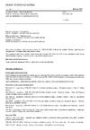 ČSN EN 12697-20 Asfaltové směsi - Zkušební metody - Část 20: Stanovení čísla tvrdosti na krychli nebo na Marshallových zkušebních tělesech