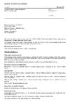 ČSN EN 12697-14 Asfaltové směsi - Zkušební metody - Část 14: Obsah vody