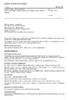 ČSN EN 12697-3 +A1 Asfaltové směsi - Zkušební metody - Část 3: Znovuzískání extrahovaného pojiva: Rotační vakuové destilační zařízení