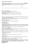 ČSN EN 12697-46 Asfaltové směsi - Zkušební metody - Část 46: Nízkoteplotní vlastnosti a tvorba trhlin pomoci jednoosé zkoušky tahem