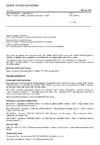 ČSN EN 12504-1 Zkoušení betonu v konstrukcích - Část 1: Vývrty - Odběr, vyšetření a zkoušení v tlaku