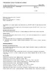 ČSN P ISO 6707-1 Pozemní a inženýrské stavby - Terminologie - Část 1: Obecné termíny