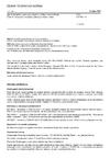ČSN EN 993-10 Zkušební metody pro žárovzdorné výrobky tvarové hutné - Část 10: Stanovení trvalých délkových změn v žáru