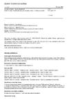ČSN EN 12697-54 Asfaltové směsi - Zkušební metody - Část 54: Zrání zkušebních těles pro zkoušky směsí s asfaltovou emulzí