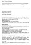 ČSN EN 54-5 +A1 Elektrická požární signalizace - Část 5: Hlásiče teplot - Bodové hlásiče teplot