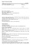 ČSN EN 12697-42 Asfaltové směsi - Zkušební metody - Část 42: Obsah cizorodých látek v R-materiálu