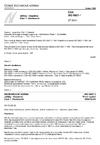 ČSN ISO 9927-1 Jeřáby - Inspekce - Část 1: Všeobecně