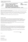 ČSN EN ISO 11124-3 Příprava ocelových podkladů před nanesením nátěrových hmot a obdobných výrobků - Specifikace kovových otryskávacích prostředků - Část 3: Broky z vysokouhlíkové oceli